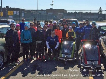 Club de course Les Aspirants