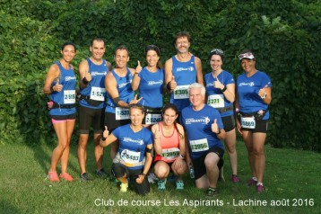 Club de course Les Aspirants