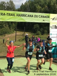 Ultra-Trail Harricana, 9 sept 2018
