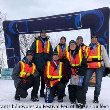 Festival Feu et Glace - 16 février 2020