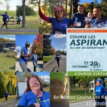 8e édition Course Les Aspirants - 11 octobre 2020